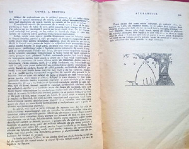 Stuparitul, Constantin Hristea, 1947, Prima Editie-8