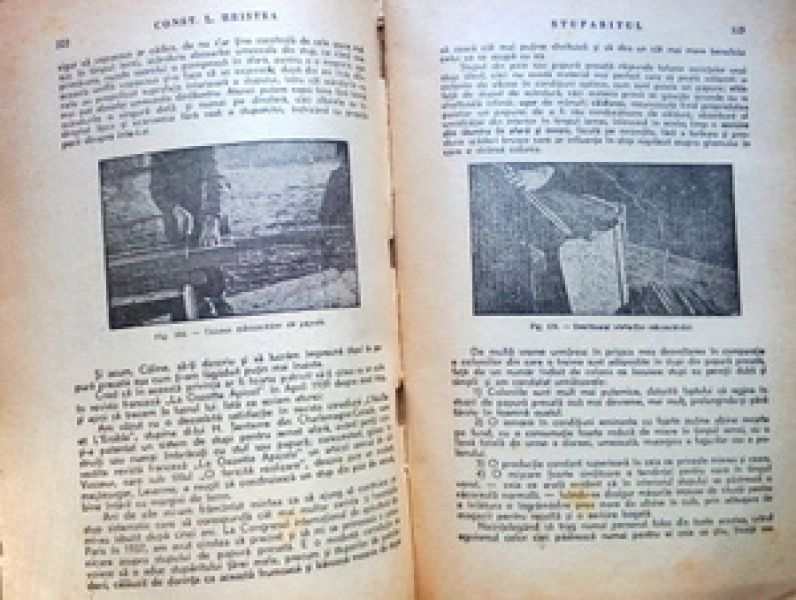 Stuparitul, Constantin Hristea, 1947, Prima Editie-9