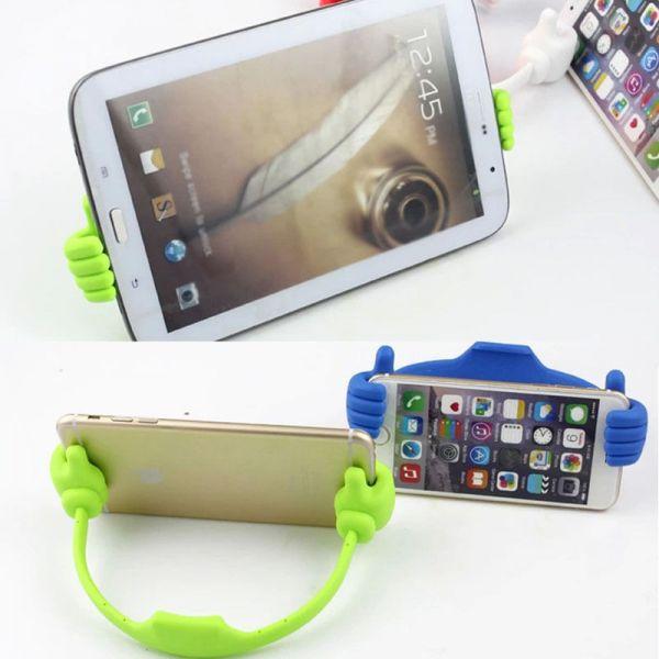 Suport Flexibil plastic pentru Telefon , suport culori diferite-1
