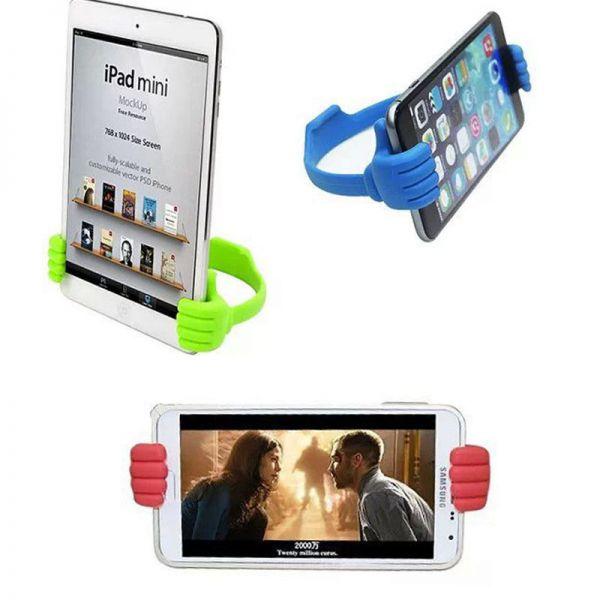 Suport Flexibil plastic pentru Telefon , suport culori diferite-2