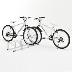 Suport pentru bicicleta din otel - pentru 5 biciclete