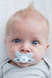 Suzeta Ice Pure 0-6 luni pentru bebelusi