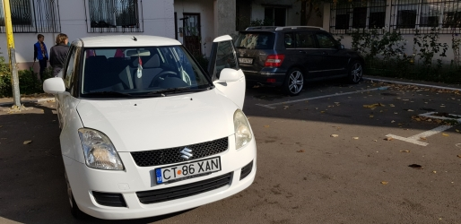 Suzuki Swift 1.3 Benzină