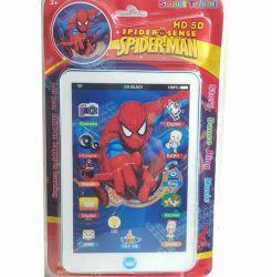 Tableta iPad Copii Spider man 5 D cu baterii