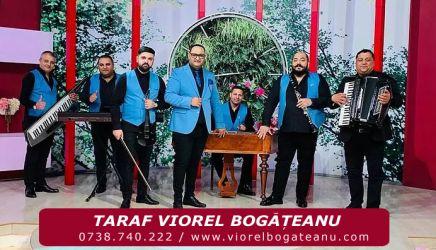Taraf Viorel Bogateanu. Formatie Nunta si Botez. Muzica 100% live