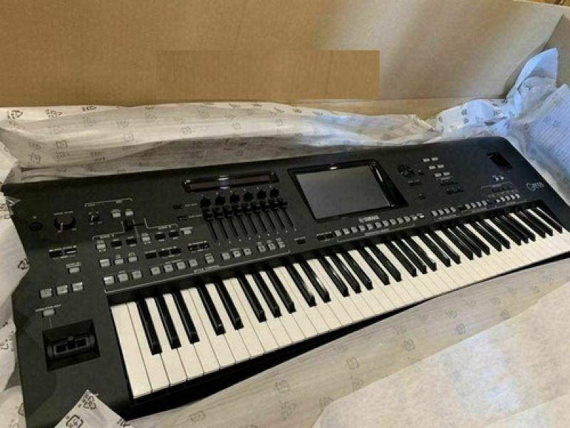 Tastatură Yamaha Genos 76-Key Flagship Arranger-1