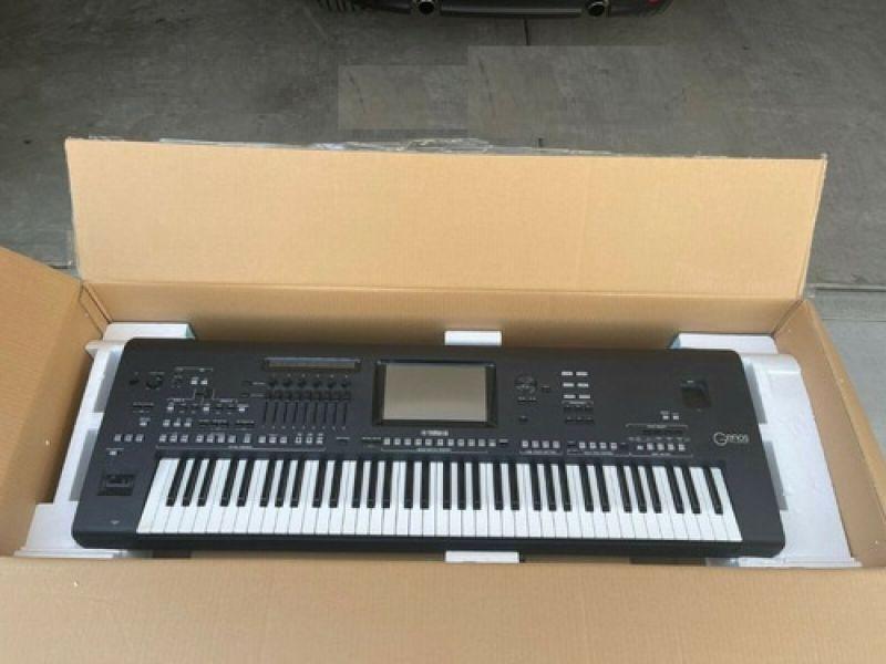 Tastatură Yamaha Genos 76-Key Flagship Arranger-2
