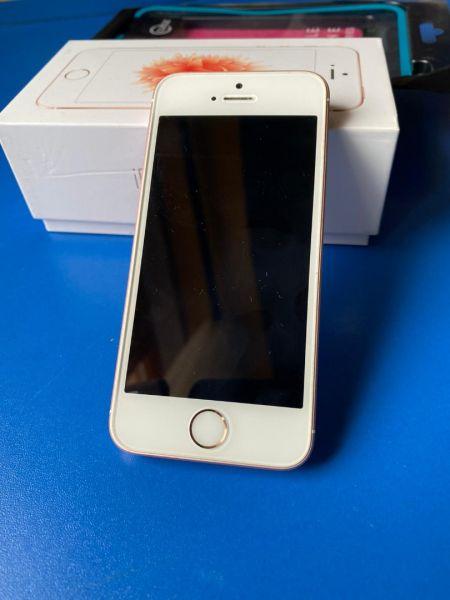 Telefon mobil Apple iPhone SE 32GB Rose Gold-1