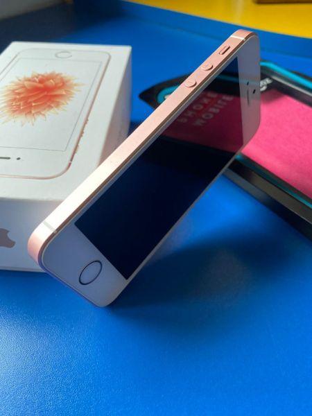 Telefon mobil Apple iPhone SE 32GB Rose Gold-2