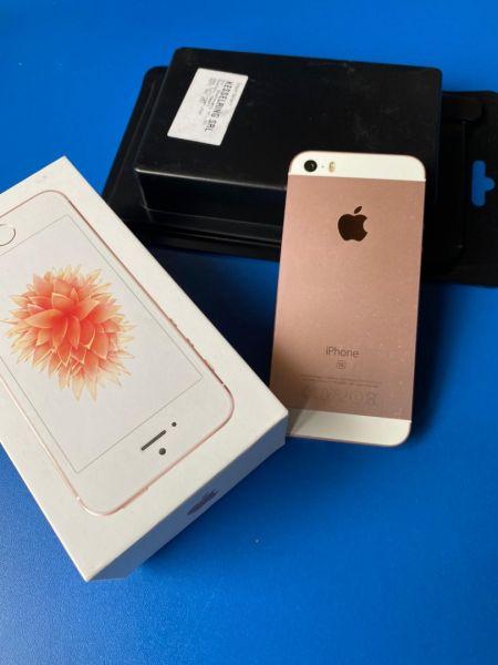 Telefon mobil Apple iPhone SE 32GB Rose Gold-4