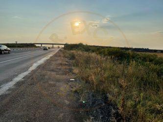 Teren Autostrada - Km. 80