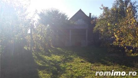 teren cu casa Sabolciu