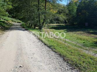 Teren de vanzare 2500 mp pentru cabane pe Valea Strungari