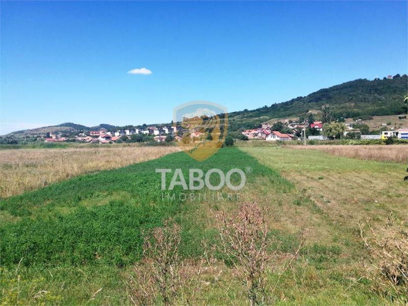 Teren de vanzare 3000 mp in zona Gusterita din Sibiu-1