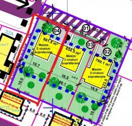 Teren de vanzare in Ciarda Rosie zona rezidentiala - ID V163