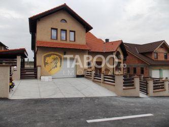 Teren de vanzare in zona rezidentiala Tocile comuna Sadu jud Sibiu