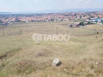 Teren extravilan 37800 mp de vanzare in Sebes judetul Alba