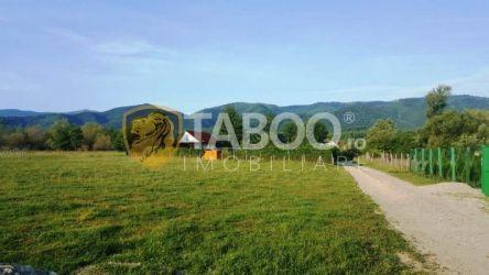 Teren intravilan 2000 mp de vanzare localitatea Tocile judetul Sibiu
