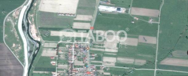 Teren intravilan 2040 mp de vanzare in Sebes judetul Alba