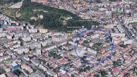 Teren zona Spitalul Judetean la 1 km de AFI Brasov