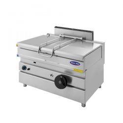 Tigaie basculanta electrica CLR.TC.9DTE120, Ideal Inox