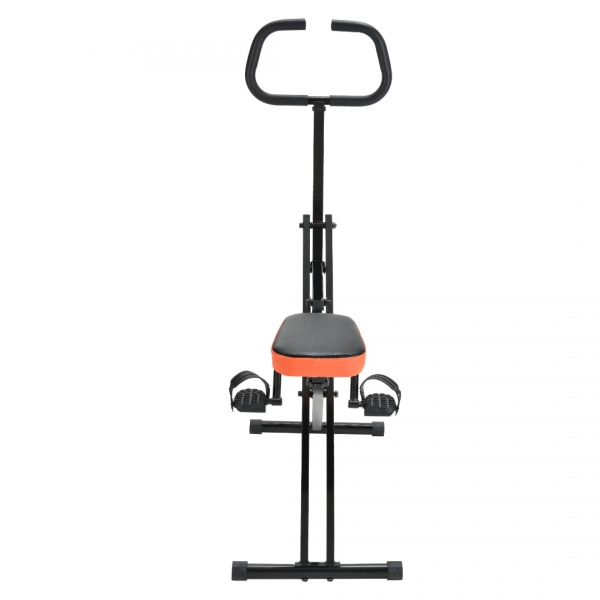 Total Crunch JLHR01,110,5 x 30,5 x 15 cm, otel, negru/portocaliu-4