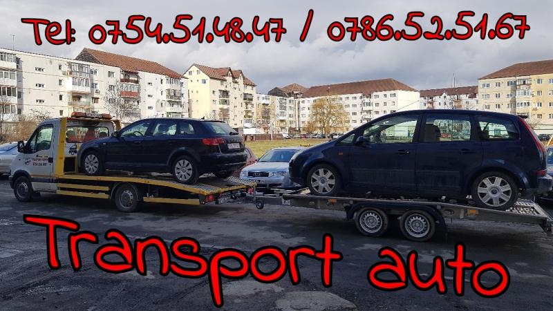 Tractari auto, platforma accidente, non stop -2