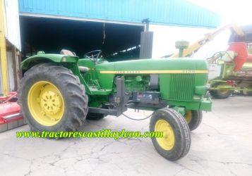 Tractor agricol John Deere 3135. Power 91 CV.