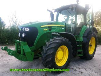 Tractor John Deere7930