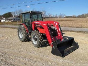 Tractor massey fergusson