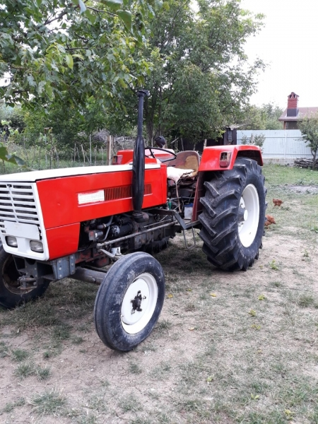 Tractor steyr 650-1