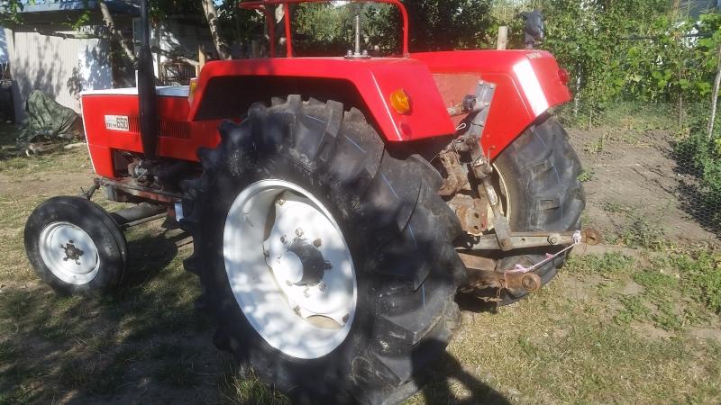 Tractor steyr 650-2