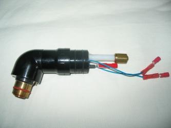 TRAFIMET A-80 : corp de pistolet/torta de taierea manuala cu plasma
