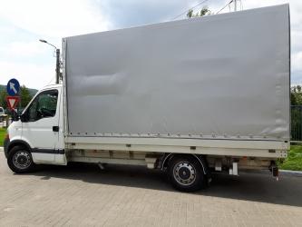 Transport Marfa & Mobilier Voluminos - Intern & International