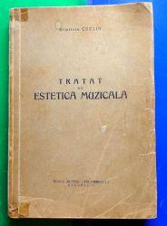 Tratat de estetica muzicala, Dimitrie Cuclin