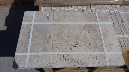 Travertin French Pattern Rustic