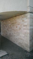 Travertin perete Sibiu
