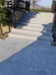 Trepte granit exterior Sibiu