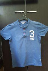 Tricou Jack&Jones Albastru mărimea  L  ideal pt adolescenți și adulți