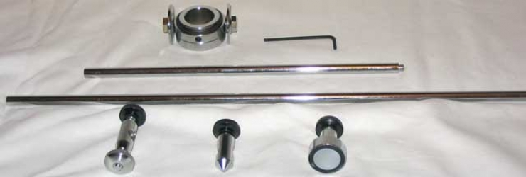 Trusa pentru taierea liniara + circulara, manuala, cu plasma