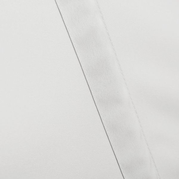 Umbrela de soare montabila pe perete - Paravan solar de perete alb-4