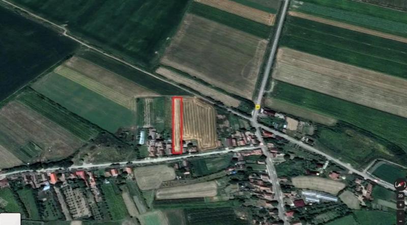 Urgent teren intravilan comuna Gepiu la 19km de Oradea 2200 mp-3