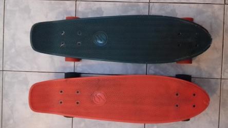 Vand 2 skateboard-uri CRUISER OXELO