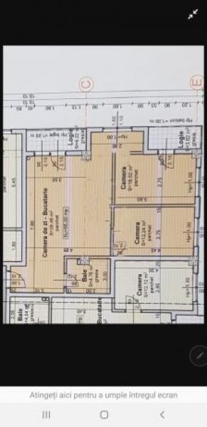 Vând apartament 3 camere Baciu 75 mp -3