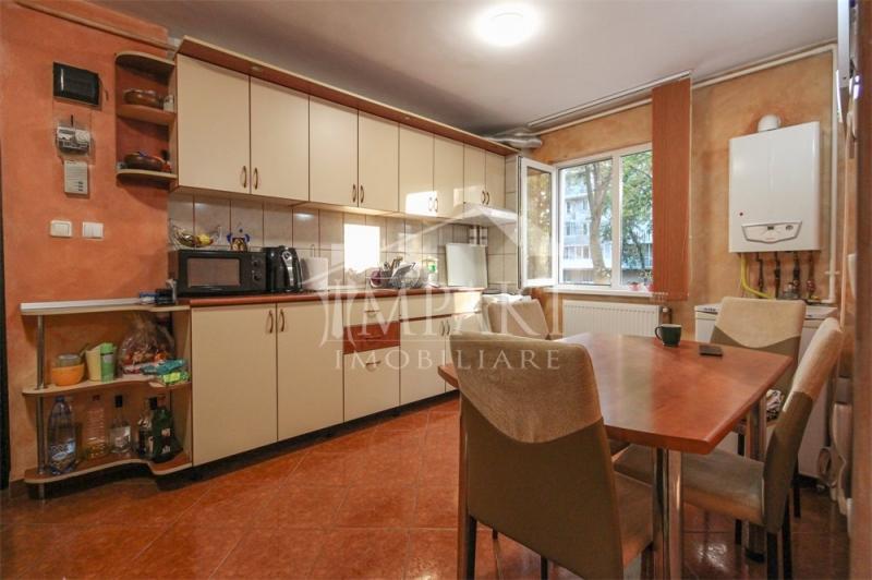 Vand apartament cu 2 camere finisat si mobilat in Gheorgheni-4