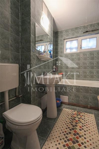 Vand apartament cu 2 camere finisat si mobilat in Gheorgheni-5