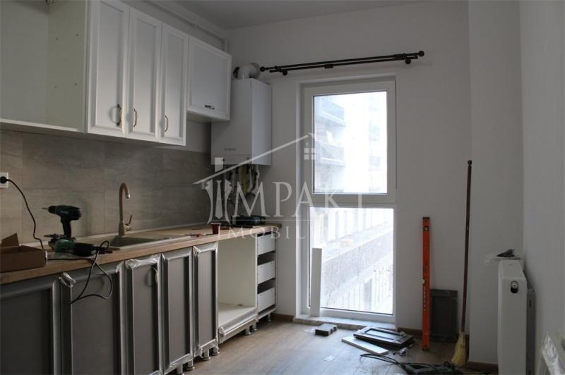 Vand apartament cu 2 camere finisat si mobilat zona Kaufland Marasti-3