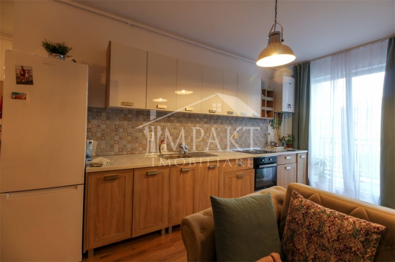 Vand apartament cu 2 camere+garaj in Zorilor-4