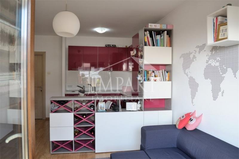 Vand apartament finisat cu 2 camere, in Buna Ziua-2