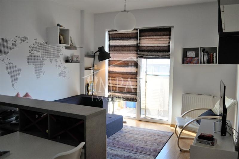 Vand apartament finisat cu 2 camere, in Buna Ziua-3